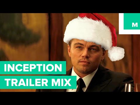'Inception' as a Holiday Comedy   Mix