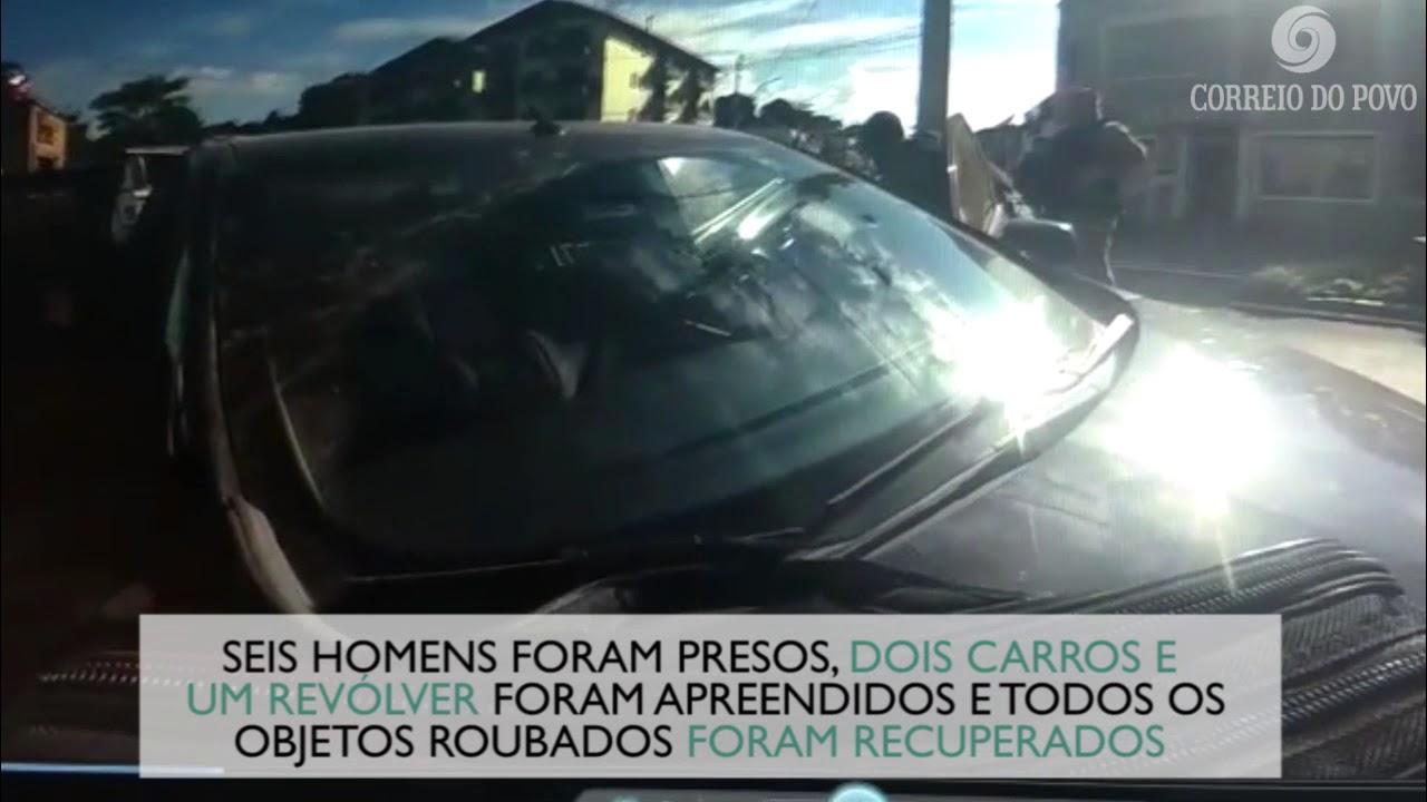 544cc4101ac Brigada Militar prende seis e frustra assalto a joalheria em Canela ...