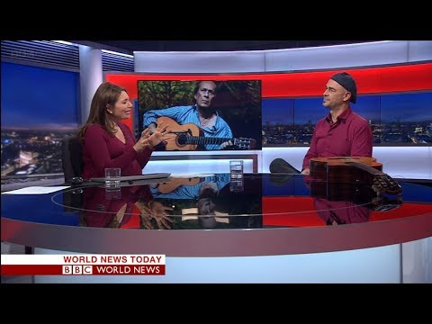 BBC World News - Antonio Forcione talks about Paco De Lucia