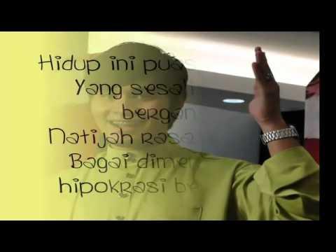 Shahir - Luar Biasa (with lyrics)