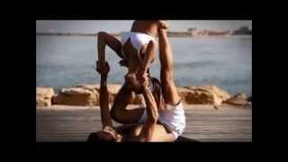 акро йога