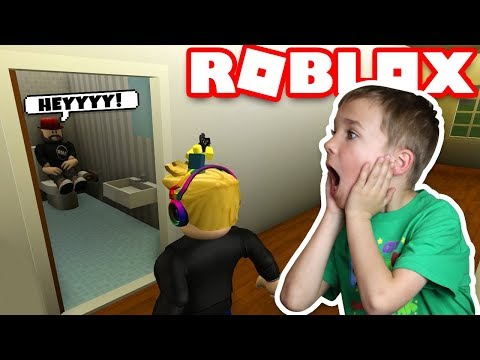 DAD AND SON FUNNY ROLEPLAY In ROBLOX BLOXBURG