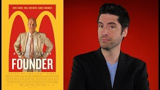 "Michael Keaton stars in the story about the 'founder"" of McDonald's. Here's my review of THE FOUNDER! See more videos by Jeremy here: ..."
