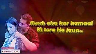 Gambar cover Filhaal Song WhatsApp Status | Main Kisi Aur Ka Hoon Filhal New Whatsapp Status | Filhaal dialogue