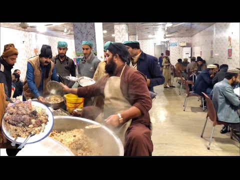 Malang Jan Beef Bannu Pulao Bannu Beef Pulao By Asian Street Food Youtube