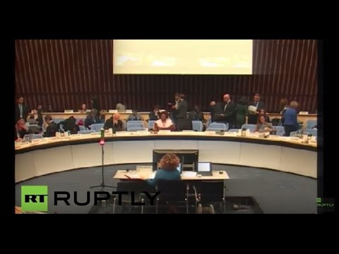 LIVE: Russia presents Ebola vaccine during WHO meeting