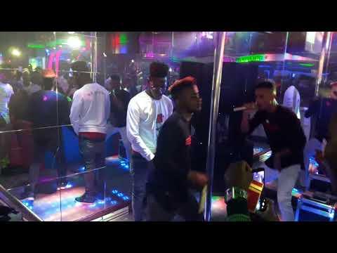 Laurent keblack - Anniversaire SLR Sossa Au Ultimate Night club