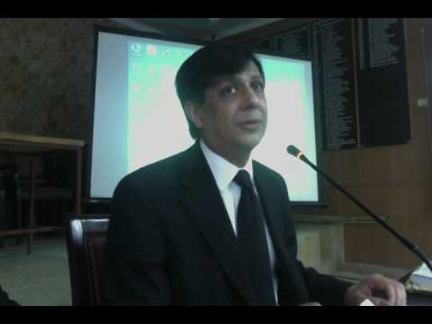 LHCBA Law Lecture: Azam Nazir Tarar ASC Lecture on Murder Appeals and ancillary matters.mov
