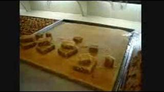 Arabic Sweet Knafeh, Baklawa Traditional Recipes Old City Of Akko Pastry(qashash)