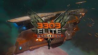 3303 Elite Dangerous  - Alien Puzzle Glitches, Mystery Settlements, Surface Navigation Tool