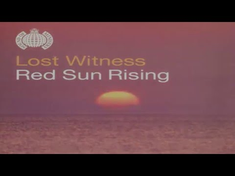 Lost Witness - Red Sun Rising (Lange Remix) 1999.