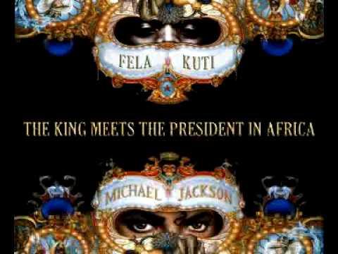 Michael Jackson, Fela Kuti  - Rock With You (Afro Brazillian Remix)