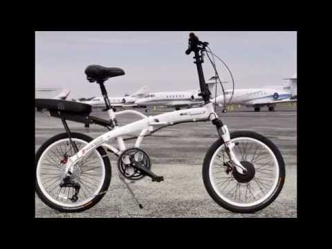 Prodecotech Mariner 8 Folding E-Bike
