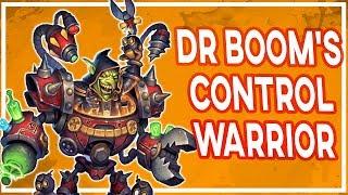 Hearthstone: Dr Boom
