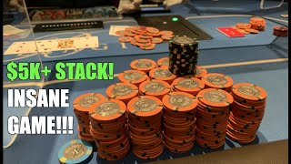 I Punish Players Who Insist On Bluffing Me! Poker Vlog Ep 145
