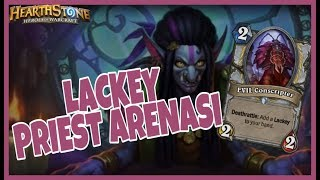 Gambar cover [Hearthstone] Lackey Priest Arenası