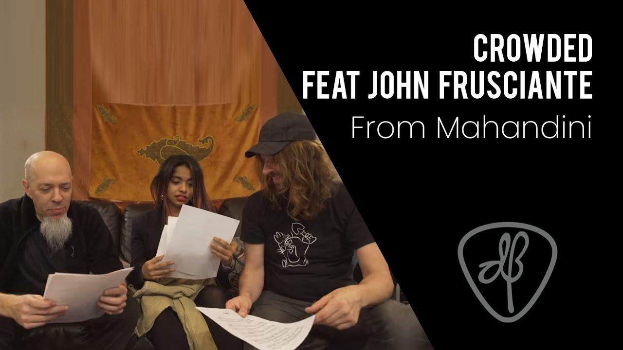 Jordan Rudess, Marco Minnemann, Mohini Dey Quotes about Mahandini