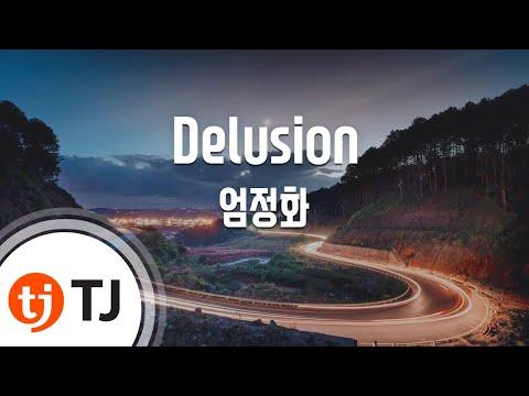 [TJ노래방] Delusion - 엄정화 / TJ Karaoke