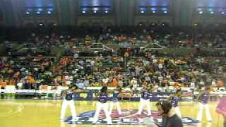 ZETA ELITE-ATLANTIC CITY LEGENDS CLASSICS BASKETBALL GAME HALFTIME PERFORMANCE GAME 1