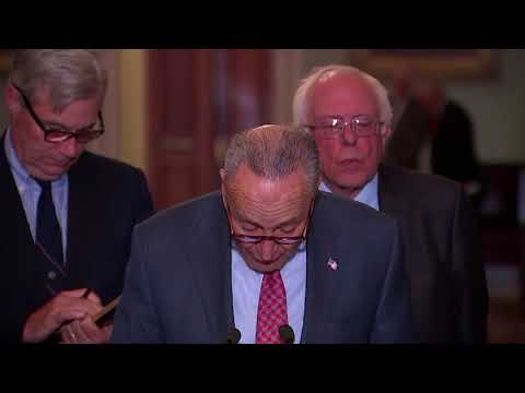 Schumer: GOP will use 'meat-ax' on Medicare and Medicaid