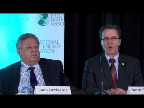 CampusEnergy2016: Opening Plenary Panel Discussion with Campus Utility Leaders