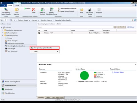 SCCM 2012 R2 Part 3: Configure Site System Roles and Device Collections