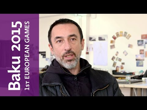 An interview with our Opening Ceremony Artistic Director, Dimitris Papaioannou. | Baku 2015