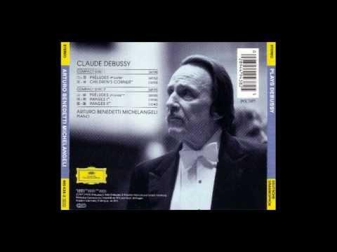 Debussy - Children's Corner - I. Doctor Gradus ad Parnassum (Arturo Benedetti Michelangeli)