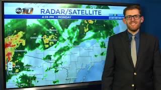 Upper Peninsula Weather Forecast - April 22, 2019
