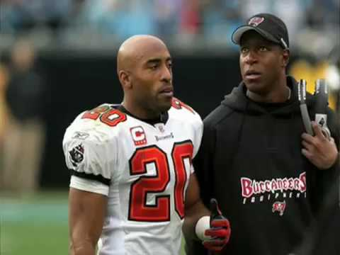 Catching Up with Ronde Barber of the Tampa Bay Bucs