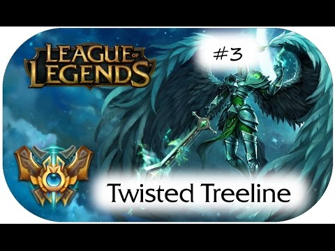 3v3 Challenger Twisted Treeline - German - Game Against Challenger Solo Q - League of Legends [#3]