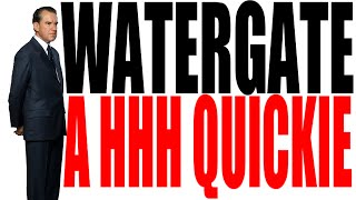 Watergate In Two Minutes