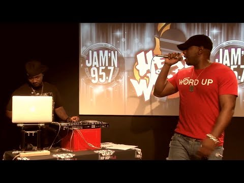 San Diego's Hip Hop Show: D-Rough, St.Cyr, DJ Rek & DJ JAM | Heat of The Week