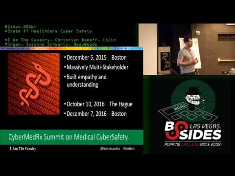 Cyber Safety Medical Devices and Healthcare
