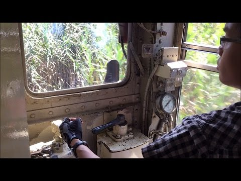 Shore Line Trolley Museum HD 60fps: NYC Subway Redbird R17 6688 In Depth Cab Details & Operation