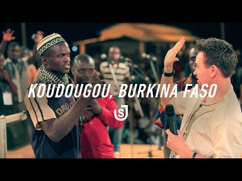 Gospel campaign - Koudougou Burkina Faso 2015 - Go and Tell - David de Vos