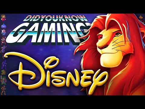 Disney Games - Did You Know Gaming? Feat. JonTron