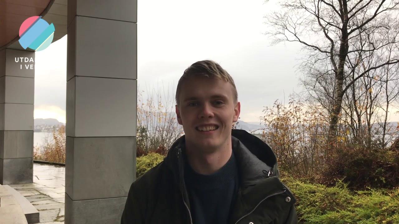 Utdanning i verden- Intervju med Morten