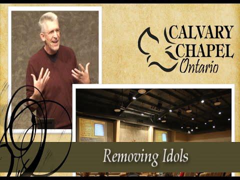 1 Corinthians 10 (Part 3 :14-22) Removing Idols