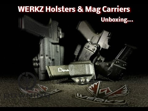 Werkz G19/TLR-1 Unboxing