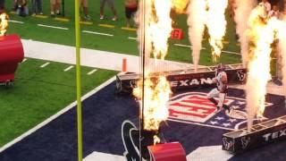 Texans defense introduced, JJ Watt, Kareem Jackson, Vince Wilfork, Brian Cushing