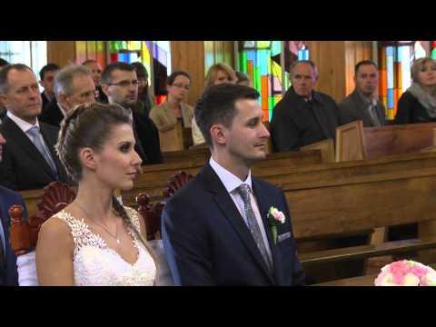 Artur i Magda - www.naszfilm.com- wideofilmowanie kraków - kamerzysta kraków