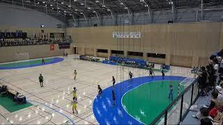 2018IH  女子ハンドボール 3回戦 倉敷商(岡山県)vs 富岡(群馬県)