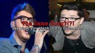 Download Lagu FixBeat - James Arthur VS The Script (Is it the same song?) Mp3