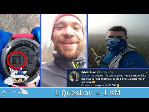30Km de questions !! #FAQ10kDjodei