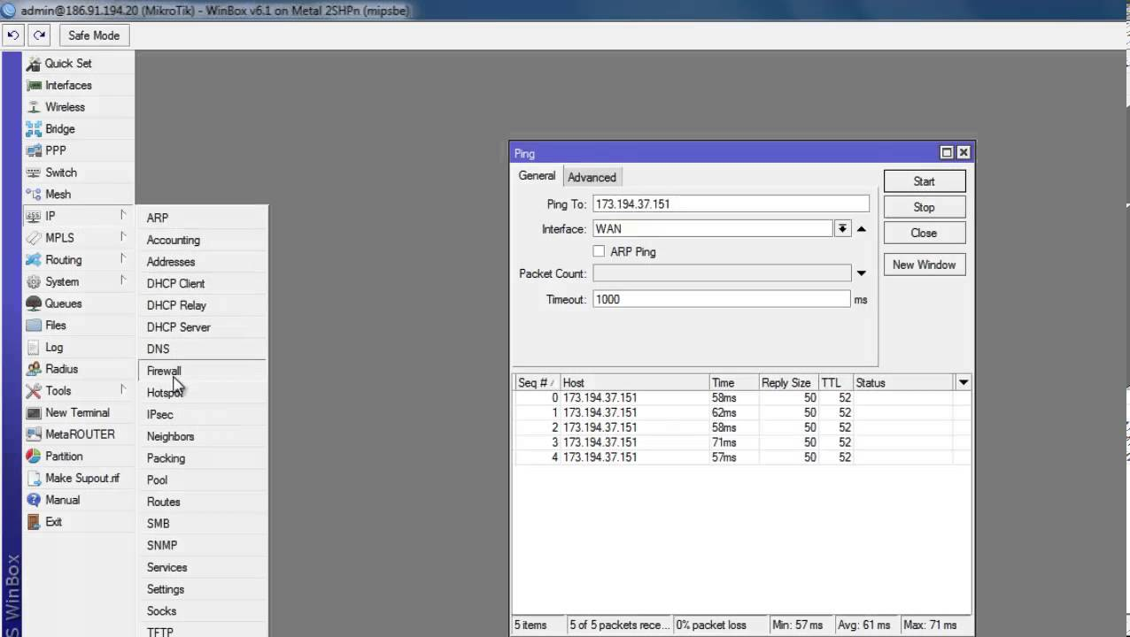 Configurando Mikrotik Metal con WDS