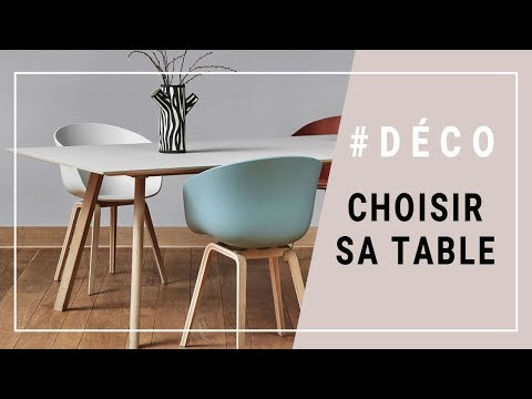 meilleures tables de cuisine comparatif