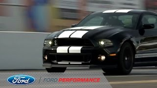 2013 Shelby GT500: The Stats | Shelby GT500 | Ford Performance