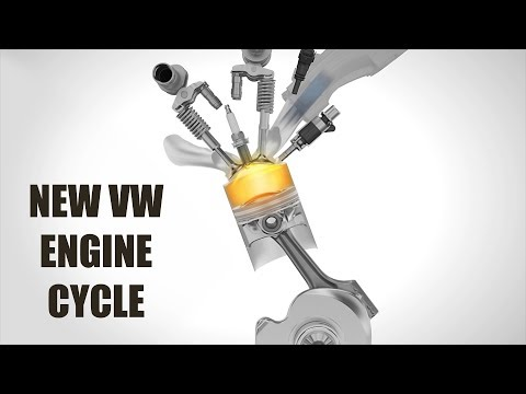 Volkswagen's New Engine Cycle - The 'Budack' Cycle
