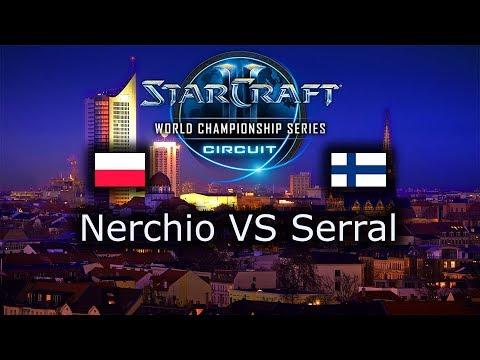 Nerchio VS Serral - ZvZ - WCS Leipzig 2018 - Ro8 - polski komentarz
